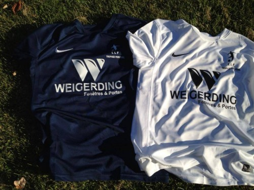 Maillot de la Ligue 1 de Weigerding