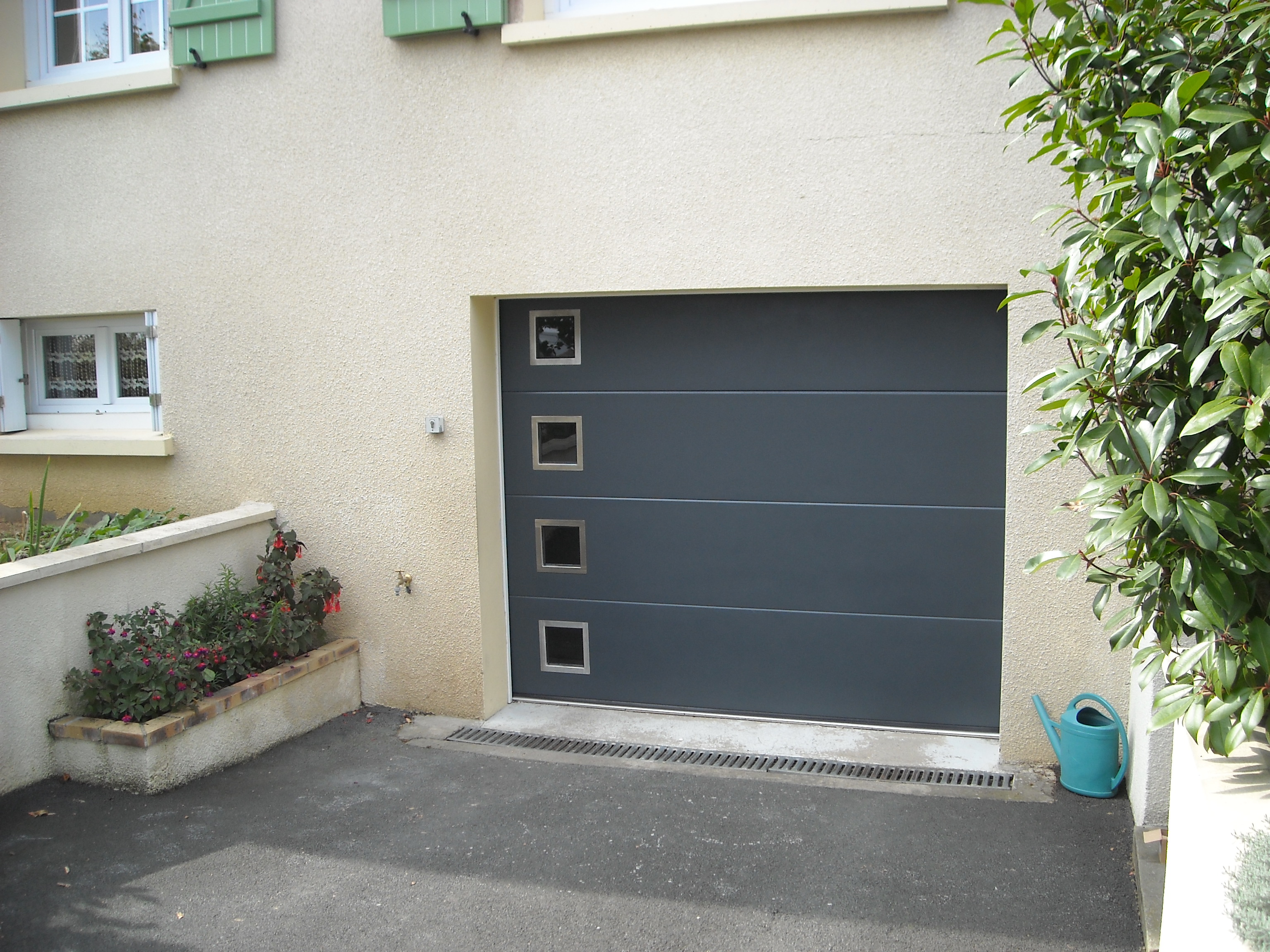 Porte de garage weigerding for Porte de garage weigerding